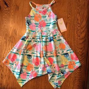 Disney Jumping Beans Finding Dory Halter Dress